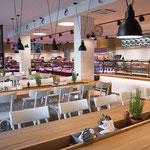Projekt: Radatz, 1230 Wien, Design: Moccaroom, Fliesen: Apavisa Terrazzo
