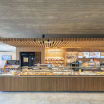 Projekt: M-Preis, 6845 Hohenems, Vorarlberg, Architektur: Nägele Waibel Architekten, Fliesen: Aparici Carpet