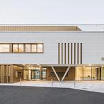 Projekt: Rathaus, 5110 Oberndorf bei Salzburg, Architektur: Megatabs Architekten, Fliesen: Apavisa Nanoconcept