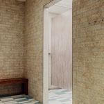 Projekt: Holmes Place Fitness & Spa, Wipplingerstrasse, 1010 Wien, Design: Baumann & Partner, Fliesen: Aparici Carpet, Aparici Cabana, Apavisa Instinto