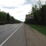 M1 ,Autobahn,mit meinem Fahrstreifen