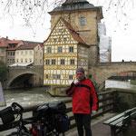 Bamberg: und erst mal die Pause