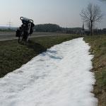 Schnee auf dem....