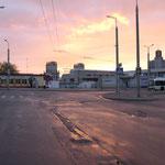 Minsk im Morgengrauen