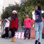 démonstration de danse école Jean Jaurès, Athis-Mons