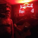 Yanitse et Alian au Bar de Fer à Paris