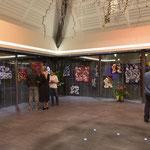 exposition peinture / oeuvres de Lazaro Silveira Noa