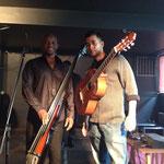 José et Alian en concert à Nanterre (92)