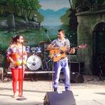 Yanitse et Alian en concert à Athis-Mons (91)