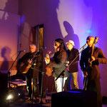 concert à Villiers pour la soirée Danses cocktail décembre 2016