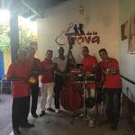 José en concert à la casa de la Trova, Cuba