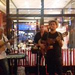 """080618 concert au restaurant """"la Boucherie"""" à Grigny (91)"""