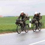 Radfahrer-Rekrutenschule 1999