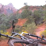 Bike-Runde in Sedona