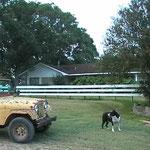 Ranch bei Brenham