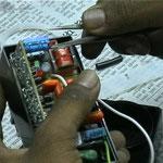 Elektronik für UV-Wasserentkeimungsgeräte