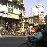 Pune - mein Fahrradladen