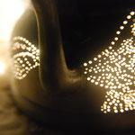 Nouvelle Vague : lampe hokusai bouilloire ancienne