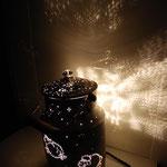 Etoile du Berger : lampe photophore déco moutons