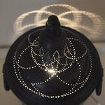 Fleur de Vie : lampe photophore