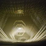 Porte de Lumière : lampe photophore cafétière collector