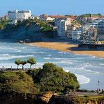 Biarritz (55km)