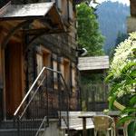 Uriges Berghaus Unterboden 5