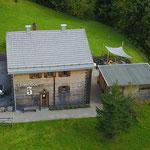 Unsere Chalets Unterboden 5 und Edelweiss für ihren Familienurlaub in Vorarlberg