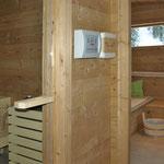 Sauna und Wellness ganz privat genießen