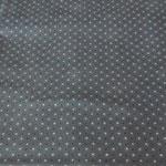 Stoff Kringel/Punkte 1 (grau-blau)
