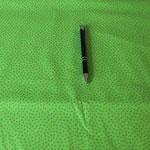 Stoff Punkte 3 - Grün kleine Punkte
