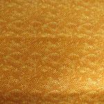 Stoff Orange/Gelb