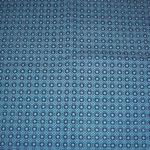 Stoff Blütenserie 3 - Blau