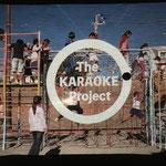 《THE KARAOKE Project》(2018)美術
