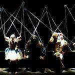 体現帝国「しっぽをつかまれた欲望」(2019.9 愛知芸術文化センター小ホール)