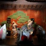 『鮭スペアレ版リチャード三世』(2021.4 銕仙会能楽研修所)©︎伊藤華織