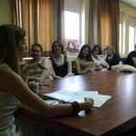 Gespräch mit der Israelischen Gewerkschaft HaHistadrut