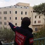 Jüdische Siedlung in Hebron