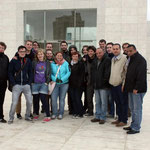 Yassir Arafats Grab in Ramallah