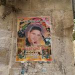 Märtyrerkult in Nablus