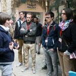 TIPH-Beobachterin erklärt Situation in Hebron