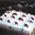 Erdbeerschnitte - Kuchen der Saison