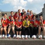 Reeeeeeeegionalmeisterinne 2011/2012