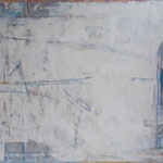 水宿/182×227cm/mixed media/2012