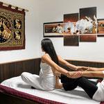 klassische Thaimassage