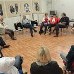 Gruppo di bibliolettura alla Renato Nicolini