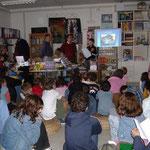 Roma, Biblioteca Elsa Morante presentazione di Astutillo