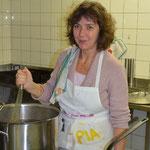 Unsere Köche in Aktion: Pia Dongiovanni