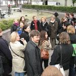 Spannende Informationen über die Kirchen und Klöster Basels auf der Stadtführung