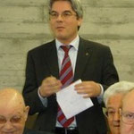 Zentralpräsident Marco Reichmuth
